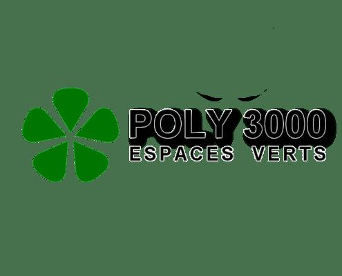 Logo POLY 3000 ESPACES VERTS