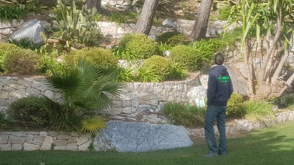 jardinier alpes maritimes