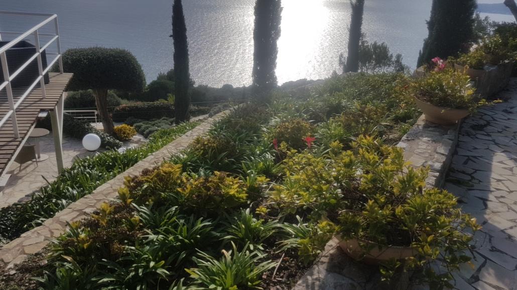 entretien espace vert villa Nice