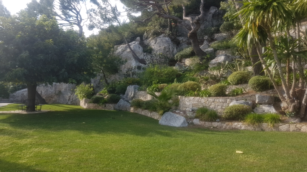 entretien jardin alpes maritimes